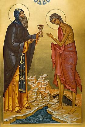 Mary of Egypt - Sunday of the Sixth Week